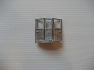 GA E Gary Trolley Interurban NSL MD Metal Car Ends