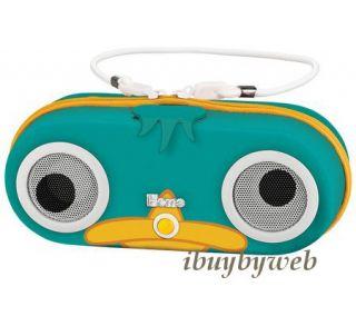 EKids DF M13 Disney Kids Phineas & Ferb Perry The Platypus /iPod