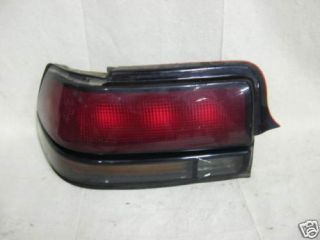 88 89 PONTIAC GRAND PRIX OEM LEFT TAIL LIGHT NICE