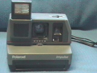 "Polaroid ""Impulse"" Camera Instant Camera Gray"