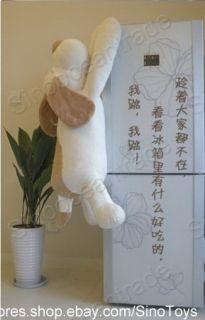 Feet Big Ear Sleeping Dog Puppy Doll Pillow Giant 48