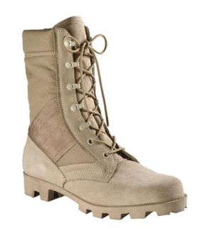 desert tan gi type speedlace jungle boots
