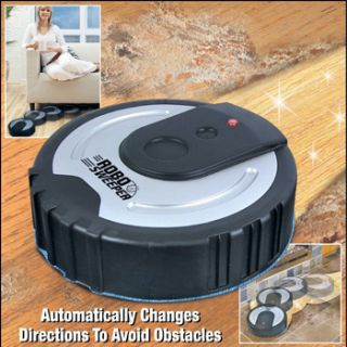 RoboSweeper Cordless Electric Floor Sweeper Automatically Cleans Floor