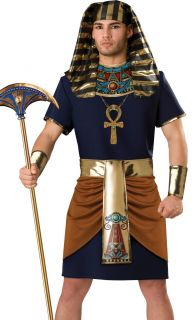 New Mens Egyptian God Pharaoh King Biblical Costume XL
