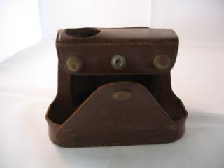 1950s Kodak No 1 Kodamatic 35mm Camera w Leather Case