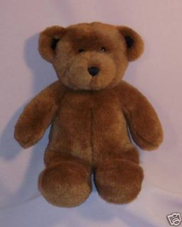 Plush Stuffed Brown Build A Bear Teddy Adorable Soft