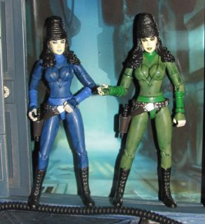 Star Wars ANH Obscure Mos Eisley Cantina Patrons Tonnika Sisters 2