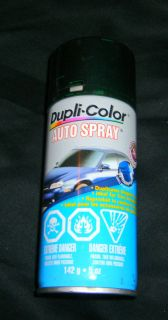 Dupli Color Dark Jade DSFM165 Auto Car Spray Paint New