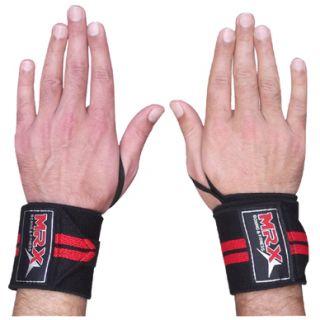 Weight Lifting Training Wrist Support Wraps Cotton Bandage Gym Fitness