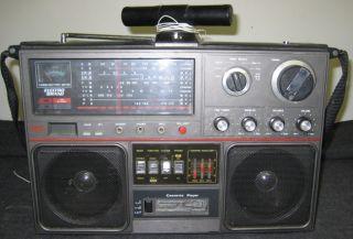 Electro Brand Shortwave Radio VINTAGE Multi Band receiver 2971
