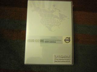 Volvo DVD Navigation System Map Update North America 31358092 OEM
