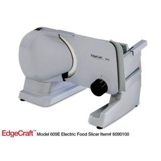 Chefs Choice Edgecraft Premium Electric Food Slicer 6070100