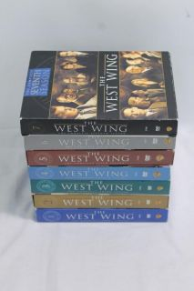 West Wing The Complete Series Collection (DVD, 2006, 45 Disc Set)