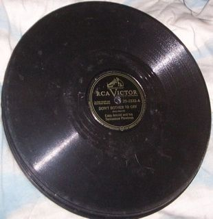 Vintage Record Eddy Arnold DonT Bother Ill Hold You