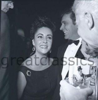 Elizabeth Taylor Richard Burton 1964 Hamlet Party 15 ea 2 1 4 Camera