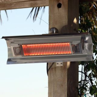 Wall Mount Indoor Outdoor Infrared 110V Electric Heater