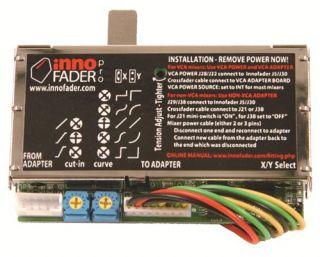 Audio Innovate Innofader Pro Custom VCA Crossfader Faders Knob New