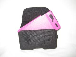 Ecolife Hydro Pink Cover Case for Motorola Droid RAZR XT912 Commuter