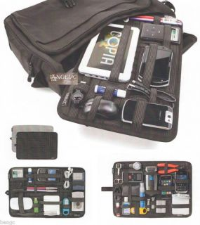 Laptop Travel Case Bag Organizer for Gadgets Electronics