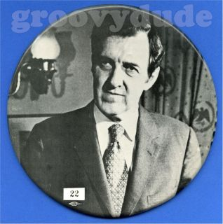 1972 Edmund Muskie for President Campaign 6 Numbered Pin Button