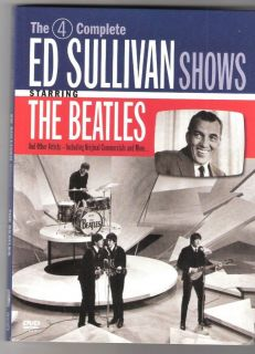 Ed Sullivan Shows starring The Beatles