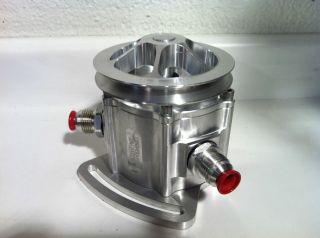 Racing Vacuum Pump 3 Vane Used Aerospace Components