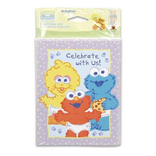 Sesame Street Elmo Birthday Party Supplies Many Choices