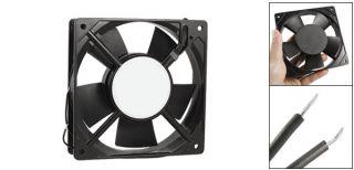 Heat Elimination 120 x 120 x 25mm AC 110 120V Axial Cooler Fan
