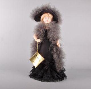 Mae West Effanbee 1982 Legend Series 17 Doll