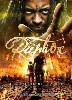 Lil Wayne Videos DVD CD Combo Hip Hop Rap The Rapture DVD CD Combo