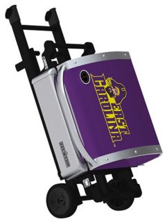 Team Grill NCAA East Carolina Pirates Tailgate Gas Portable Grill 22