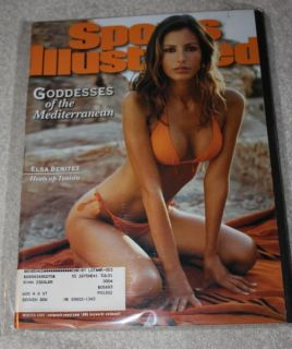 sports illustrated swimsuit issue 2001 elsa benitez goddesses