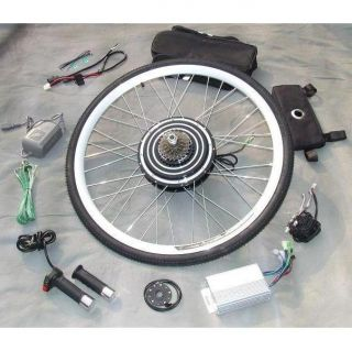 500W ELECTRIC BICYCLE E BIKE RETROFIT KITS NEW!!! 2012 New Style Motor