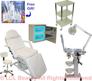 Machine Electric Massage Table Chair Towel Warmer Salon Equipment