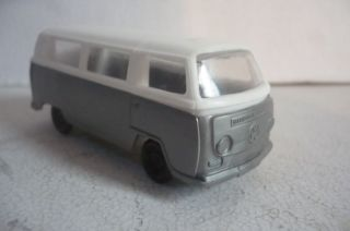 Mexican VW Combi Bus In 6 different colors Plastic toy Car Made in