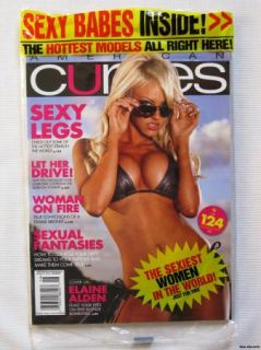 American Curves No 53 Elaine Alden 2009 SEALED