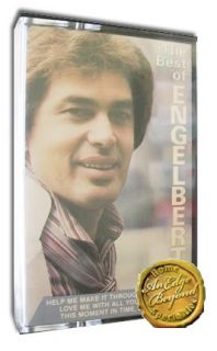 the best of engelbert vol 1 cassette tape 1982 good condition