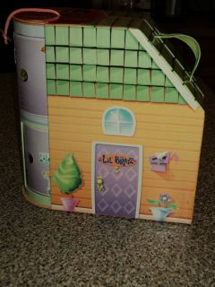 Lil Bratz Loungin Loft Fold Go Doll House Elevator