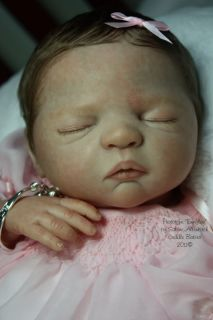 Prototype LDC Emmylou by Sabine Altenkirch Beautiful Reborn Baby