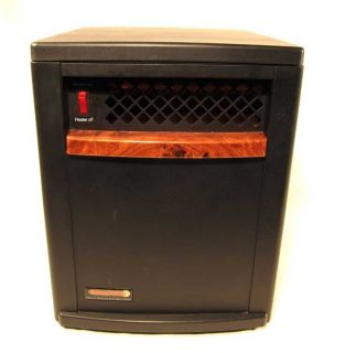 Edenpure 500 Quartz Infrared Portable Heater Eden Pure Nice Electric
