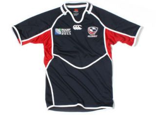 USA 2011 Rugby World Cup Alternate Shirt Jersey Canterbury BNWT RRP £