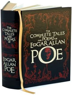 The Complete Tales Poems Edgar Allan Poe Leather Gift