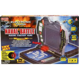 Electronic Talking Naval Battle Game