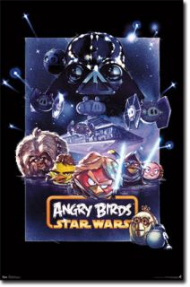 Angry Birds Star Wars Epic Rovio Game Poster
