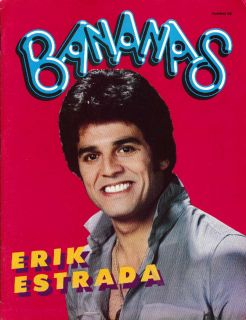 Bananas 32 Erik Estrada Bill Murray M A s H 1979