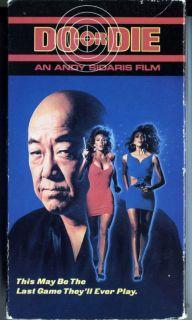 Do or Die VHS Roberta Vasquez Erik Estrada Noriyuki