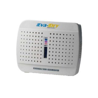 Eva Dry E 333 Renewable Wireless Mini Dehumidifer