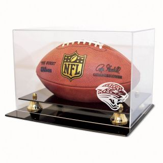 Jacksonville Jaguars NFL Coaches Choice Football with Case