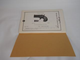 Remington UMC 1915 1916 Firearms and Ammunition 80 Page Catalog Soft