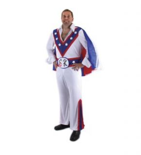 you re the legendary daredevil in the evel knievel deluxe jumpsuit